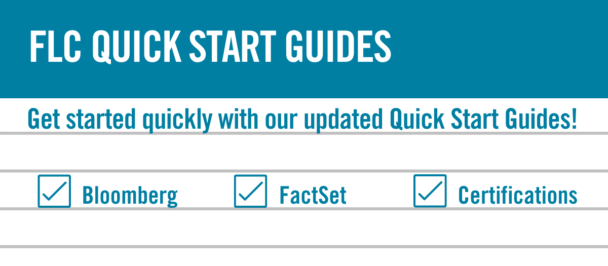 FLC Quick Start Guides